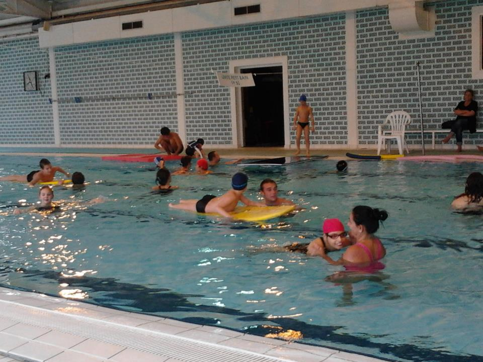 Piscine lauga association chrysalide for Piscine zup bayonne